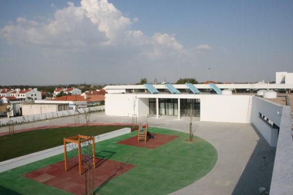 Escola EB1 JI Bacelo. Évora