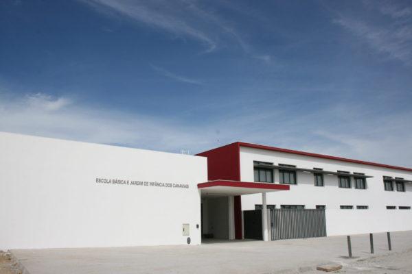 Escola EB1 JI Canaviais. Évora