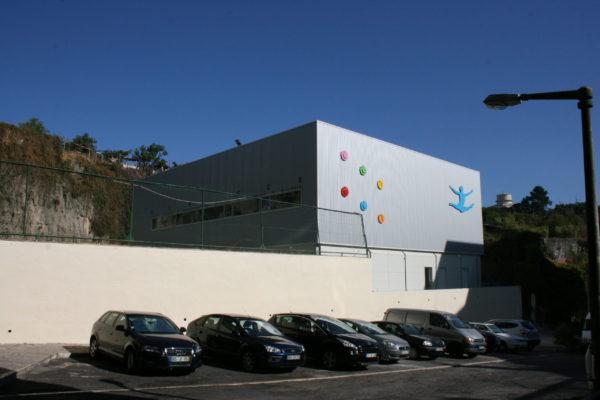 Pavilhão Desportivo CCR. Ajuda