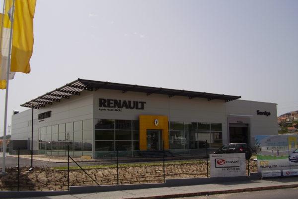 Renault Melo Falcão. Famões