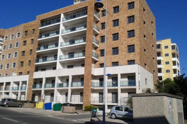 Enerparcela - Urbanização de Vila Chã. Amadora
